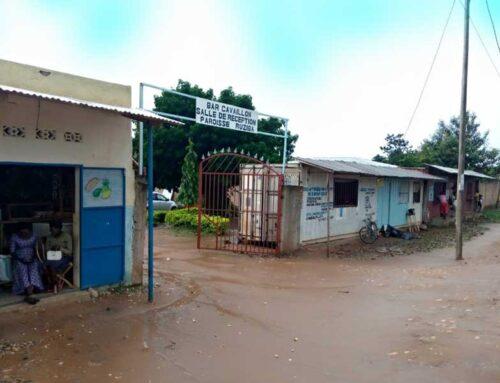 Les Laïcs Doctrinaires au Burundi et une salle de catéchèse dédiée au Père Lucien Mascarin