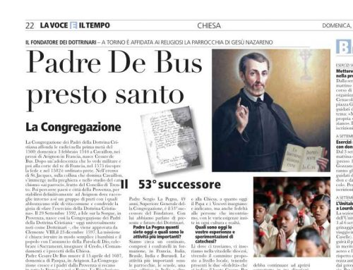 Cesare De Bus, the holy catechist founder of the Doctrinaries
